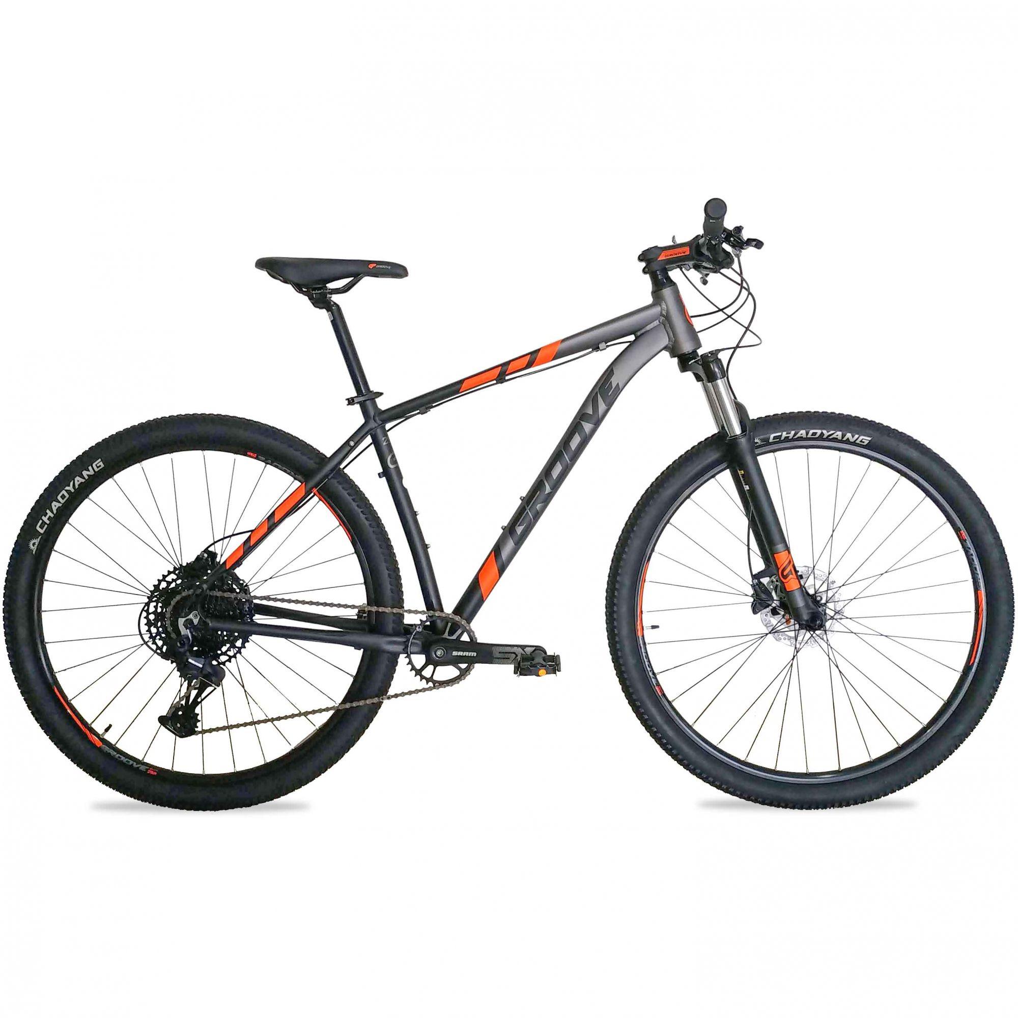 Bicicleta GROOVE Hype 90 - 12v Sram SX - Freio Shimano Hidráulico - Lançamento 2020