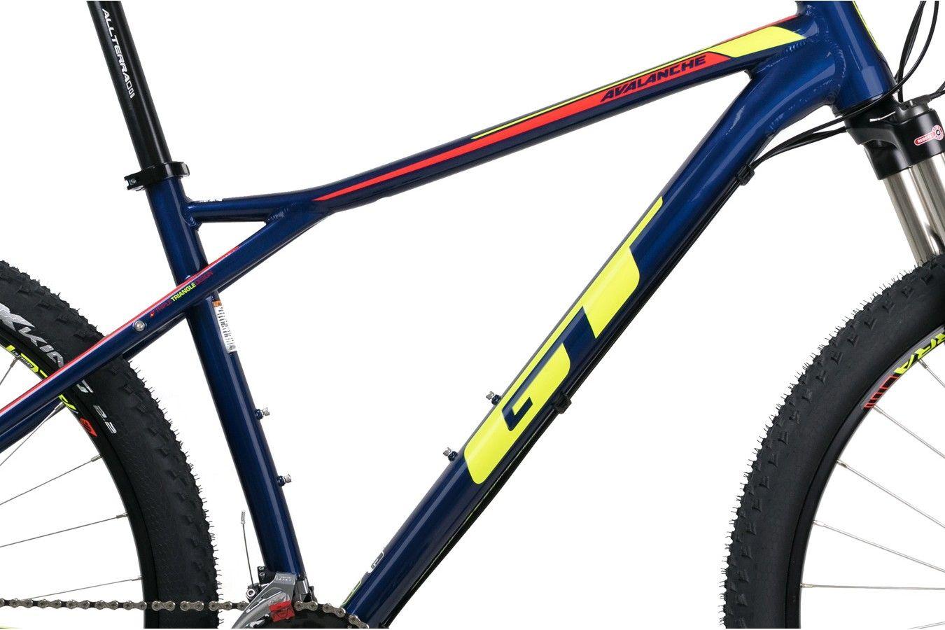 Bicicleta GT Avalanche Elite 29 - 20v Shimano Deore - Freio hidráulico - Valor referente a 45.8% do total da Bike.