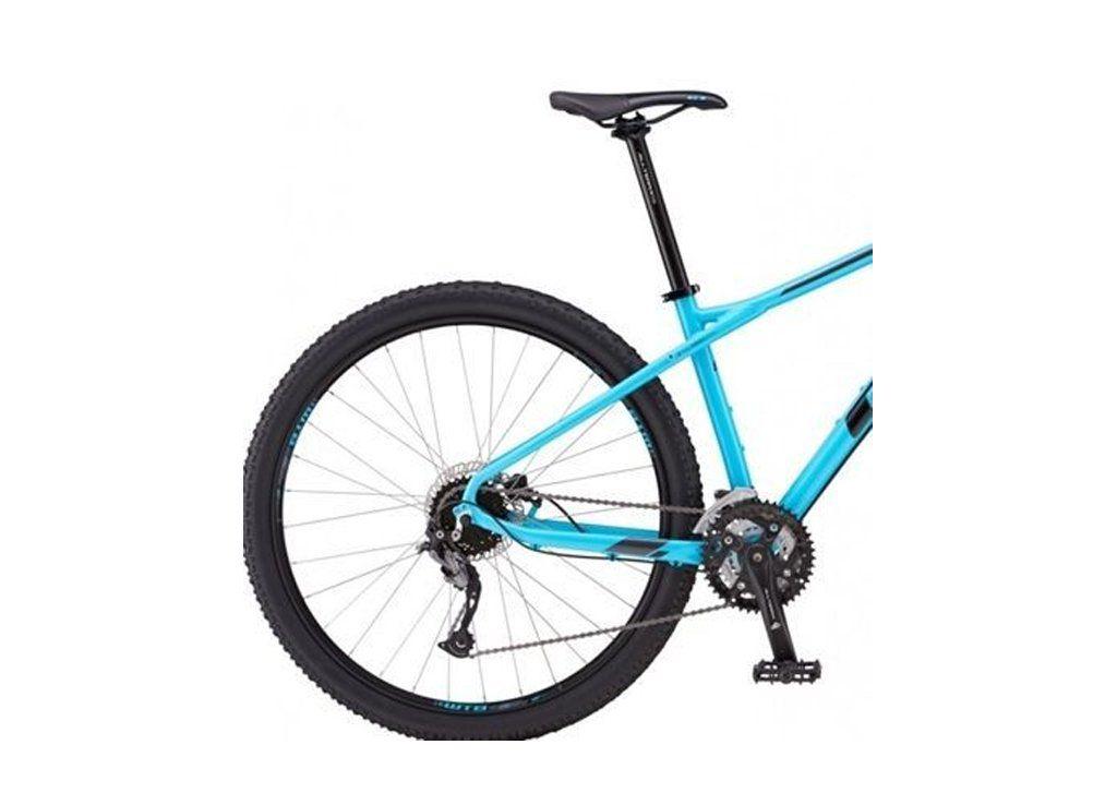 Bicicleta GT Avalanche Sport 29 2019 - 27v Alivio/Altus - Freio Hidráulico - Azul