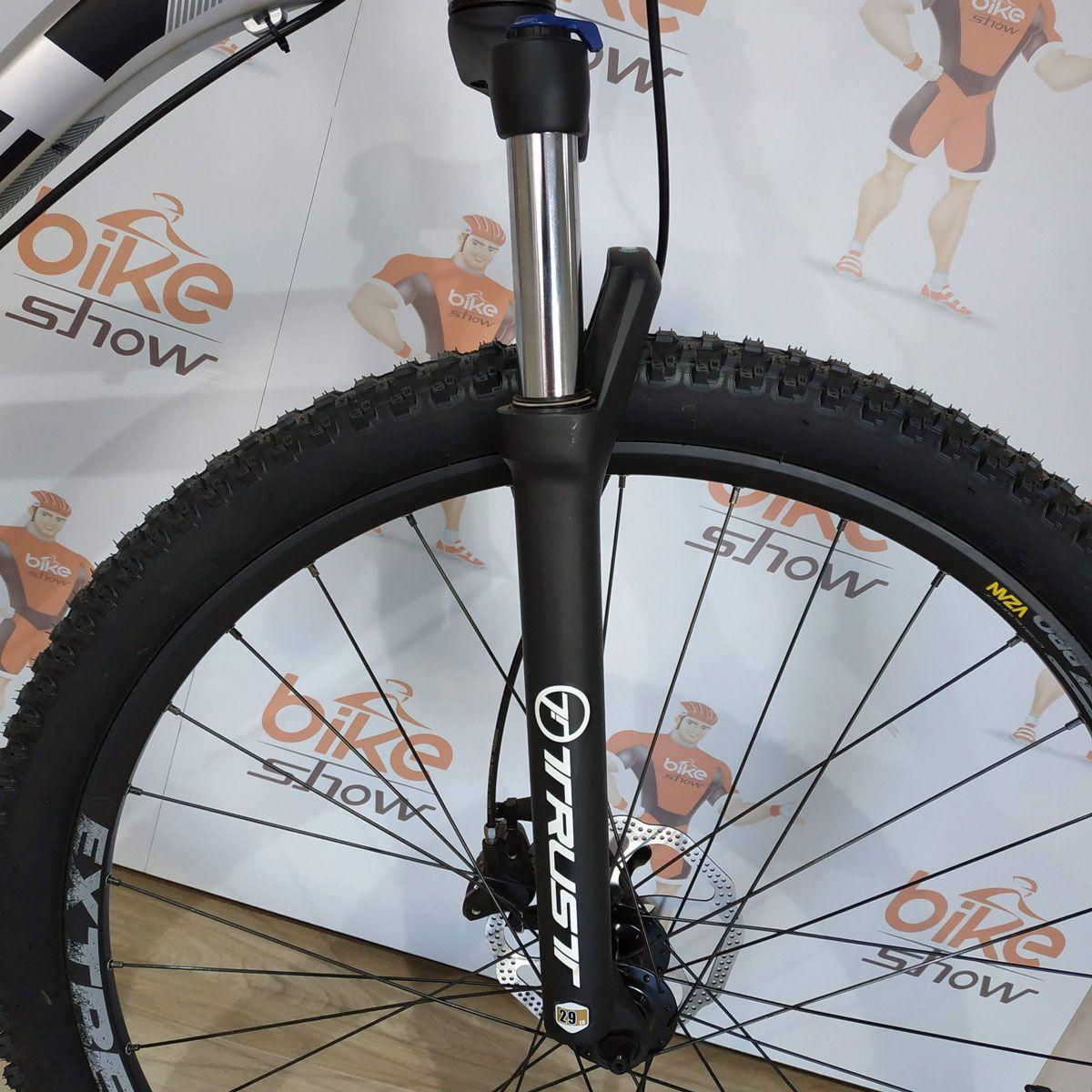 Bicicleta GTA Insane 29 - 10V Shimano SLX  traseiro - Freio Shimano Hidráulico