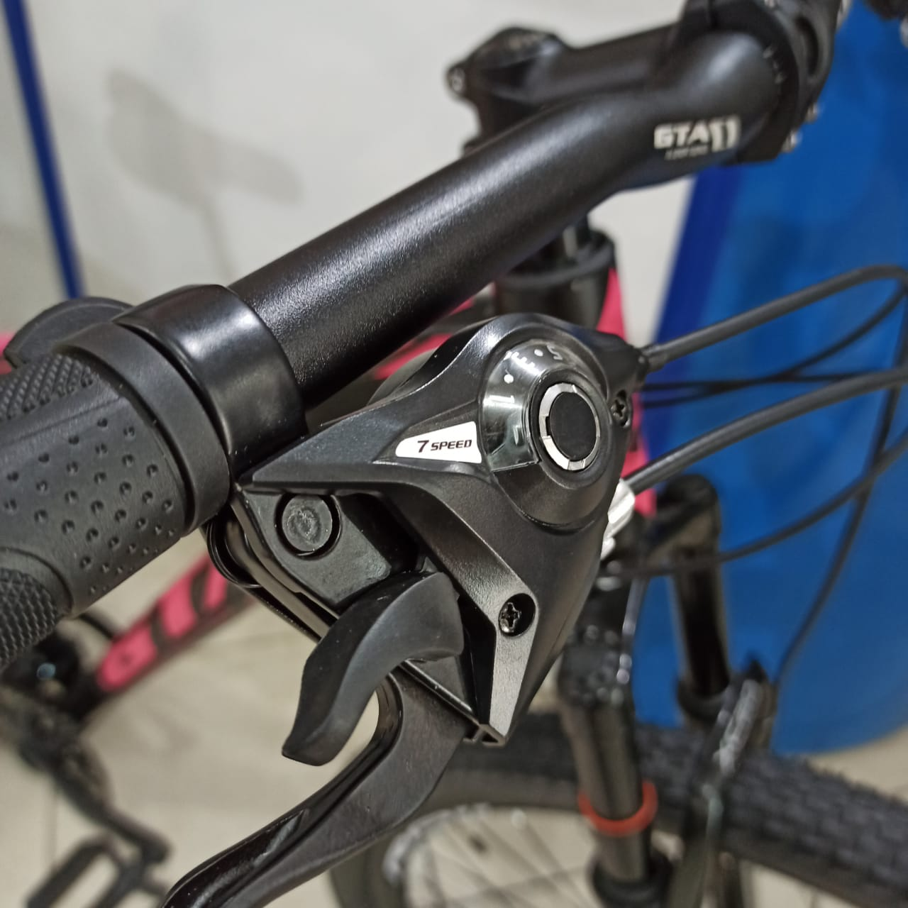 Bicicleta GTA NX11 aro 29 EDITAR