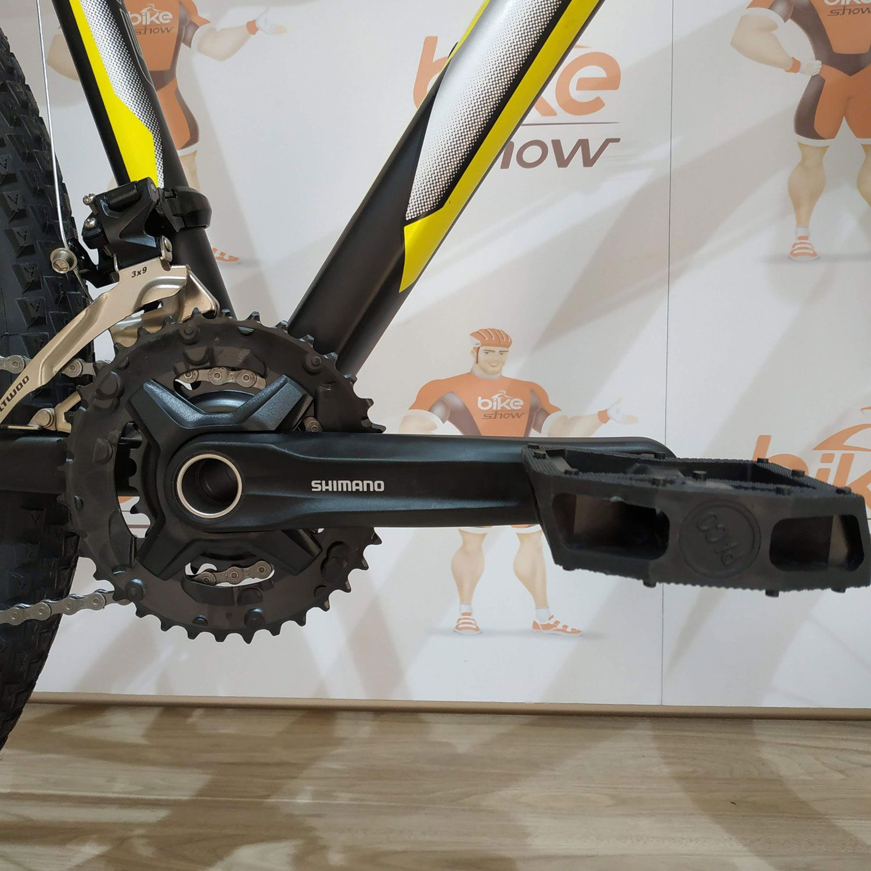 Bicicleta GTA NX9 aro 29 - 18V LTWOO - Freio Hidráulico