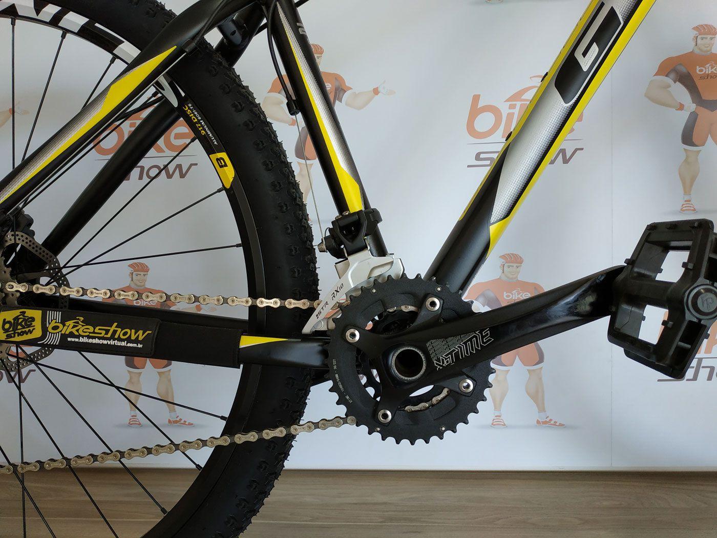 Bicicleta GTA NX9 aro 29 - 20v STR RX10 - Freio Hidráulico