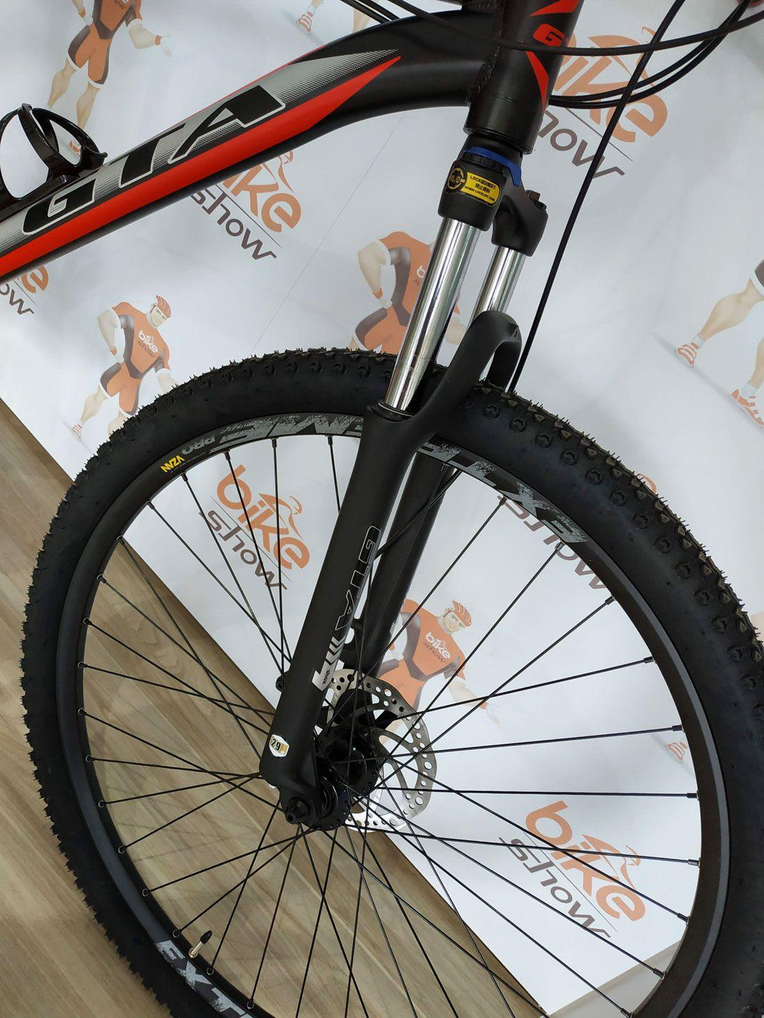 Bicicleta GTA NX9 aro 29 - 24v Shimano Tourney - Freio a Disco