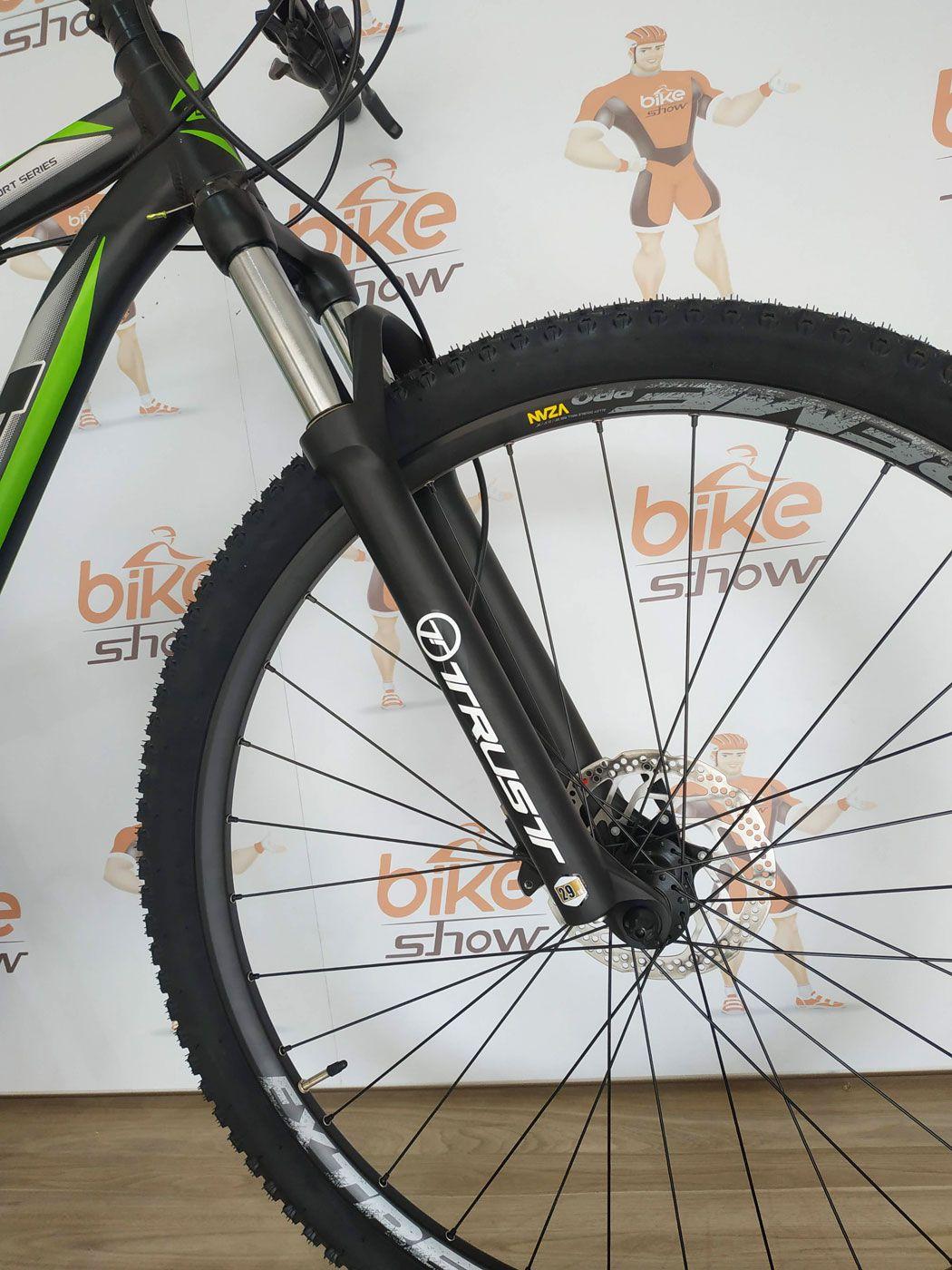 Bicicleta GTA NX9 aro 29 - 27v Shimano Altus - Freio Shimano Hidráulico - K7 X-Time 11/40 dentes
