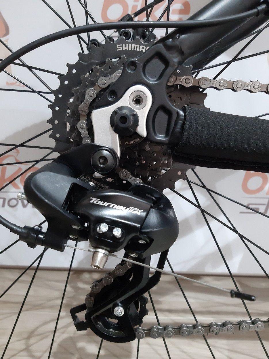 Bicicleta GTA NX11 - 24V  Shimano Tourney - Freio a Disco