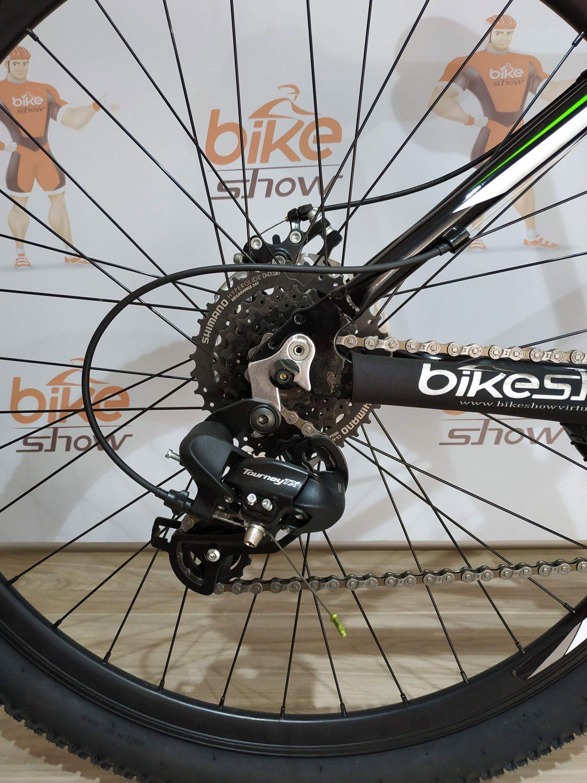 Bicicleta HIGH ONE Optimus aro 29 - Shimano Tourney 24v - Freio a Disco