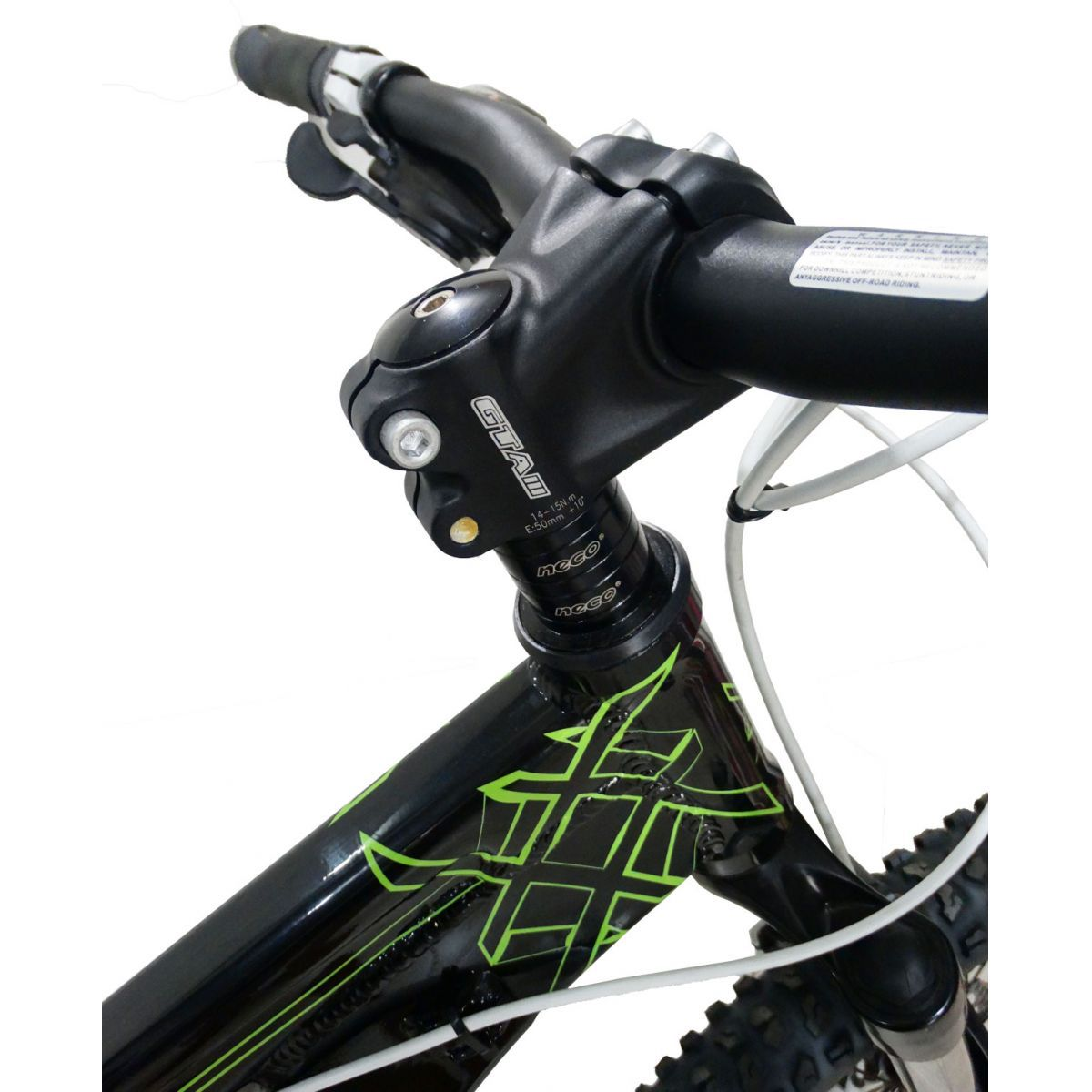 Bicicleta HUPI Naja aro 26 - 24V Micro Shift -  Freio Hidráulico