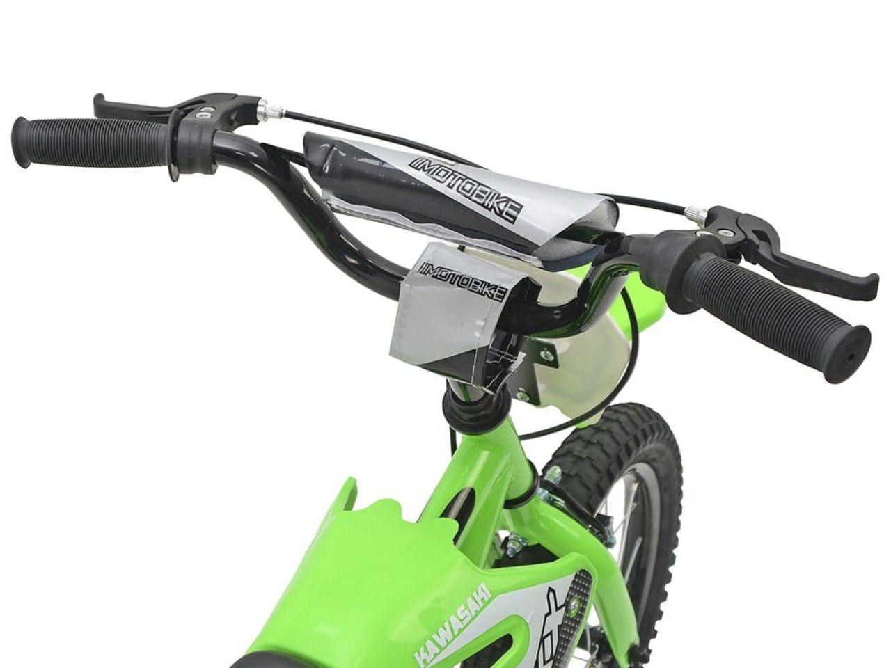 Bicicleta KAWASAKI Moto KX aro 16