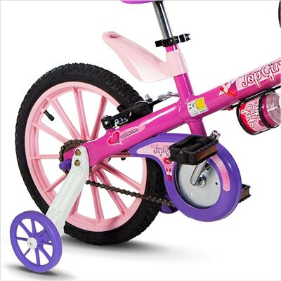 Bicicleta NATHOR aro 16 - Top Girls