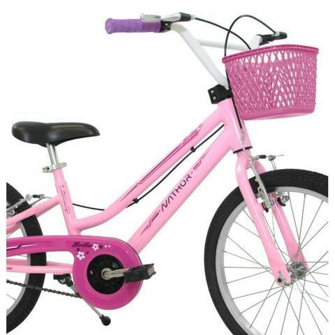 Bicicleta NATHOR aro 20 - Bella c/cesta