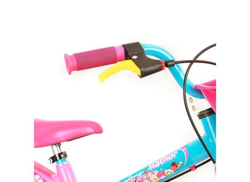 Bicicleta NATHOR aro 16 modelo Candy