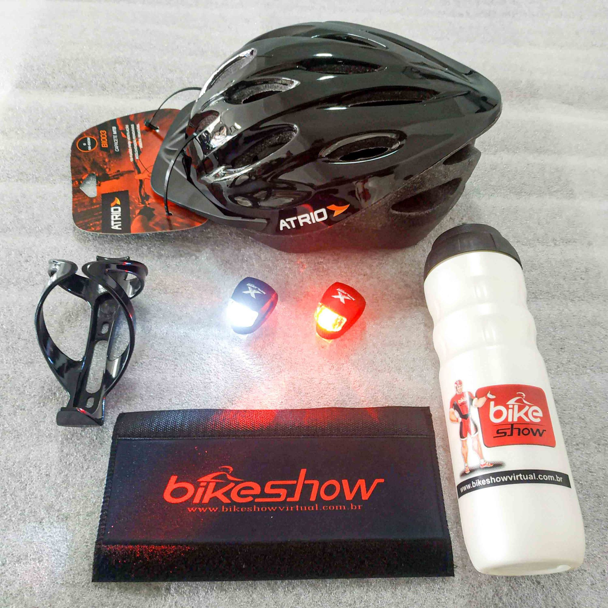 Bicicleta OGGI Cattura Sport aro 29 - 20V Shimano Deore - Freio Shimano Hidráulico - Suspensão Manitou - Vermelha