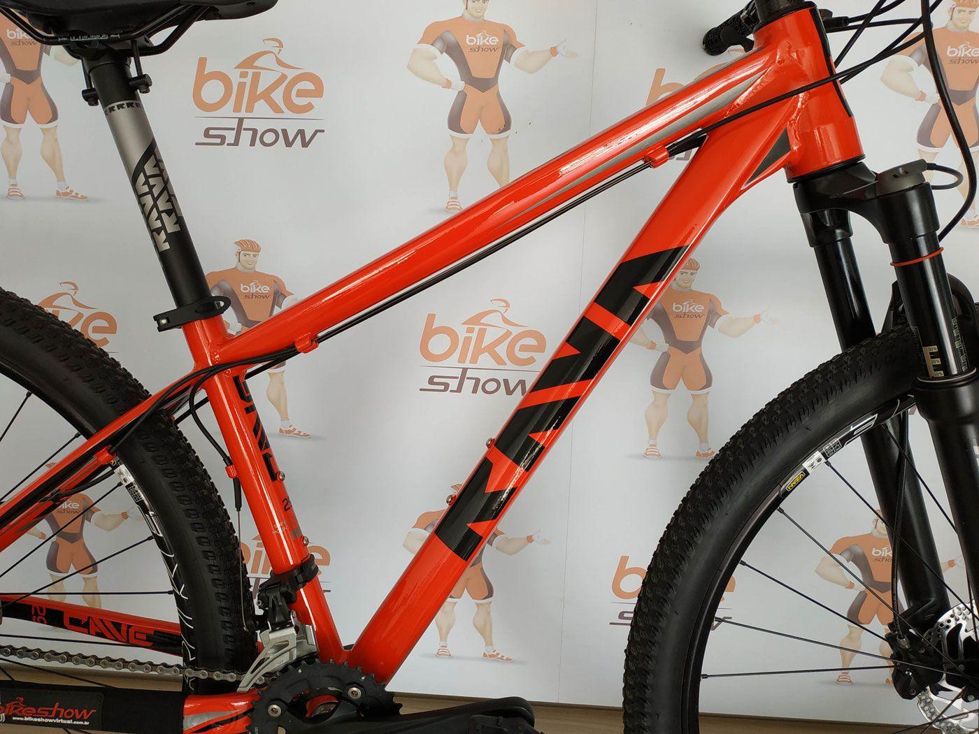 Bicicleta RAVA Cave aro 29 - 20v Deore - Freio Hidráulico
