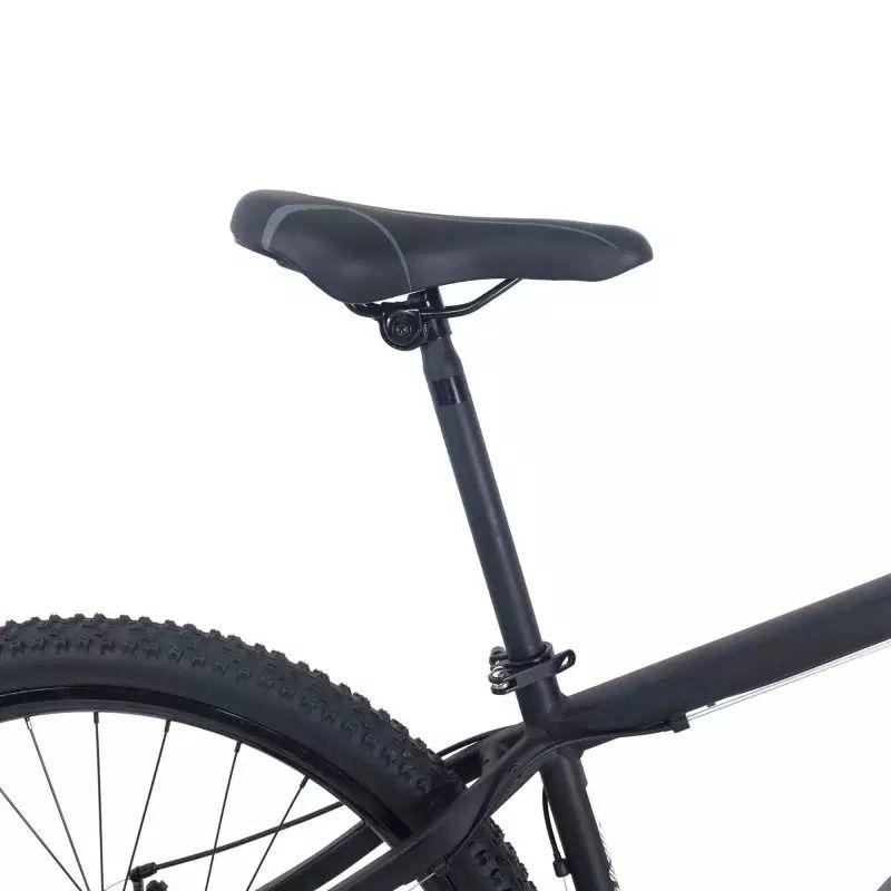 Bicicleta RAVA Pressure aro 29 2020 - 21v Shimano SIS traseiro - Freio a Disco - Preto/Cinza