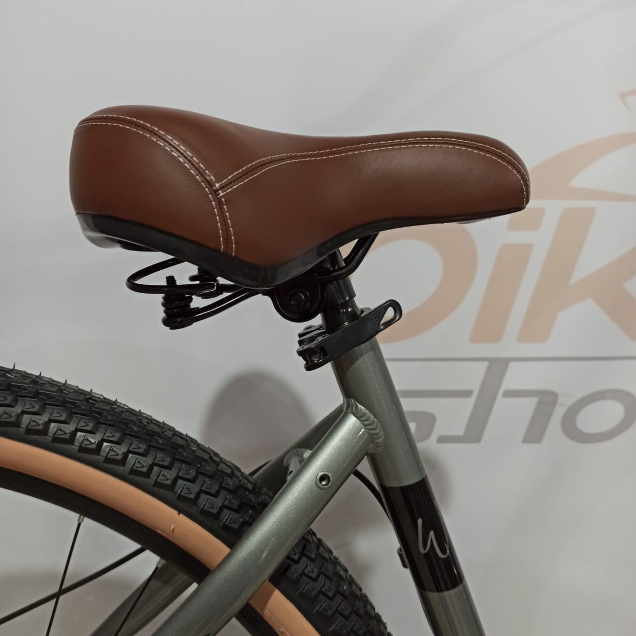 Bicicleta RAVA Way aro 29 - 7v Shimano Altus - Freio a disco - Suspensão Vortex