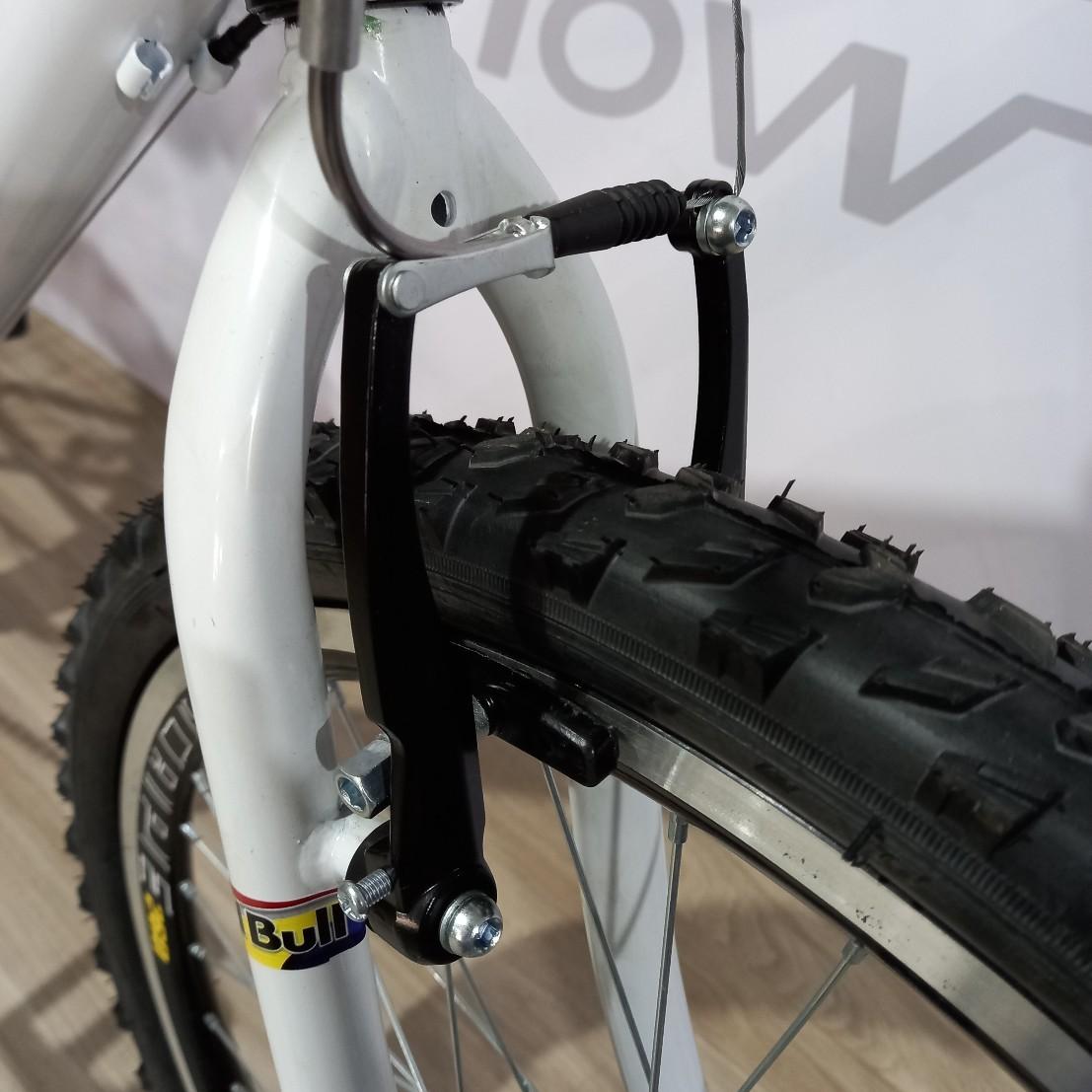 Bicicleta SAMY aro 24 - 6v Shimano - Guidão com Mesa Cross 4 Parafusos