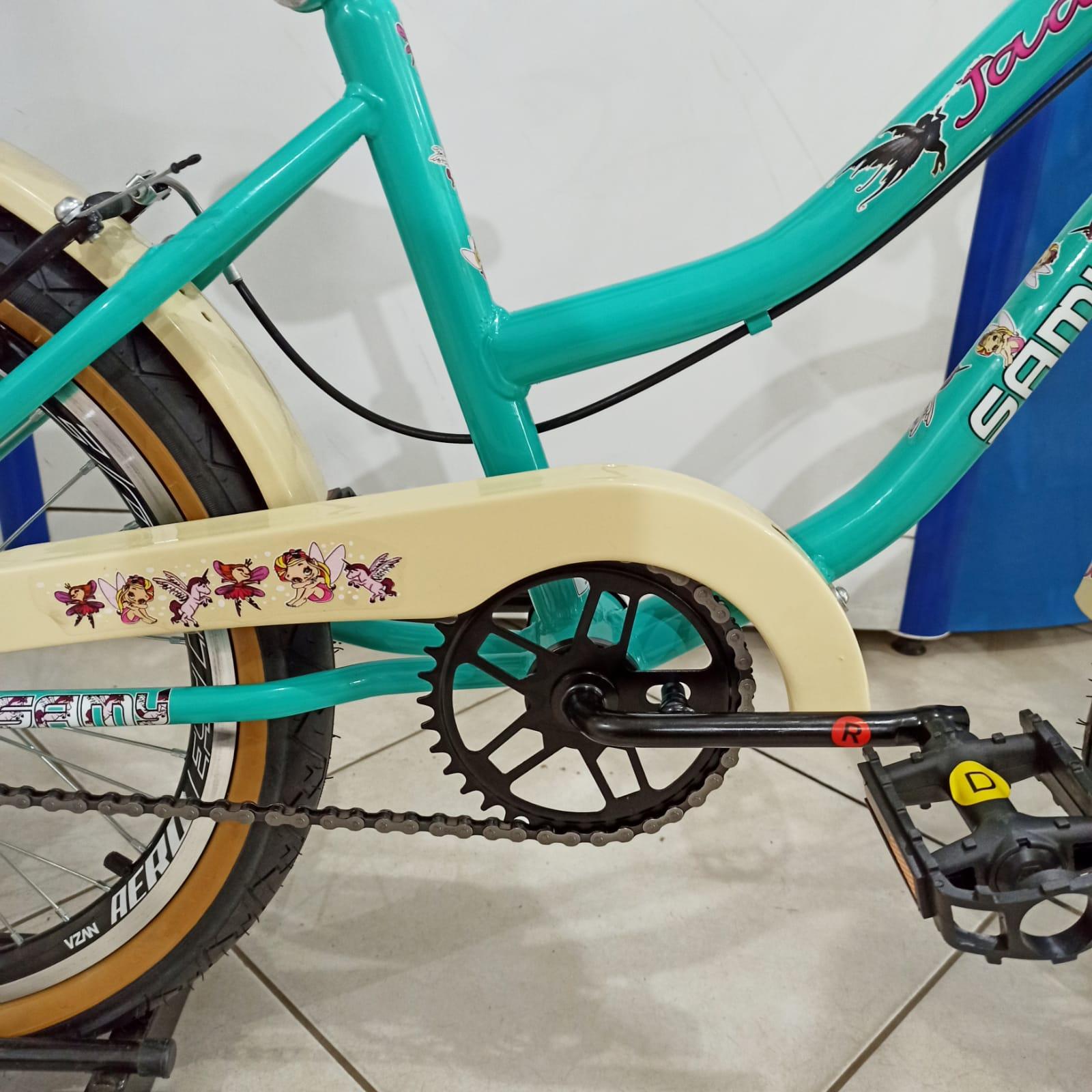 Bicicleta SAMY Jady aro 20 EDITAR