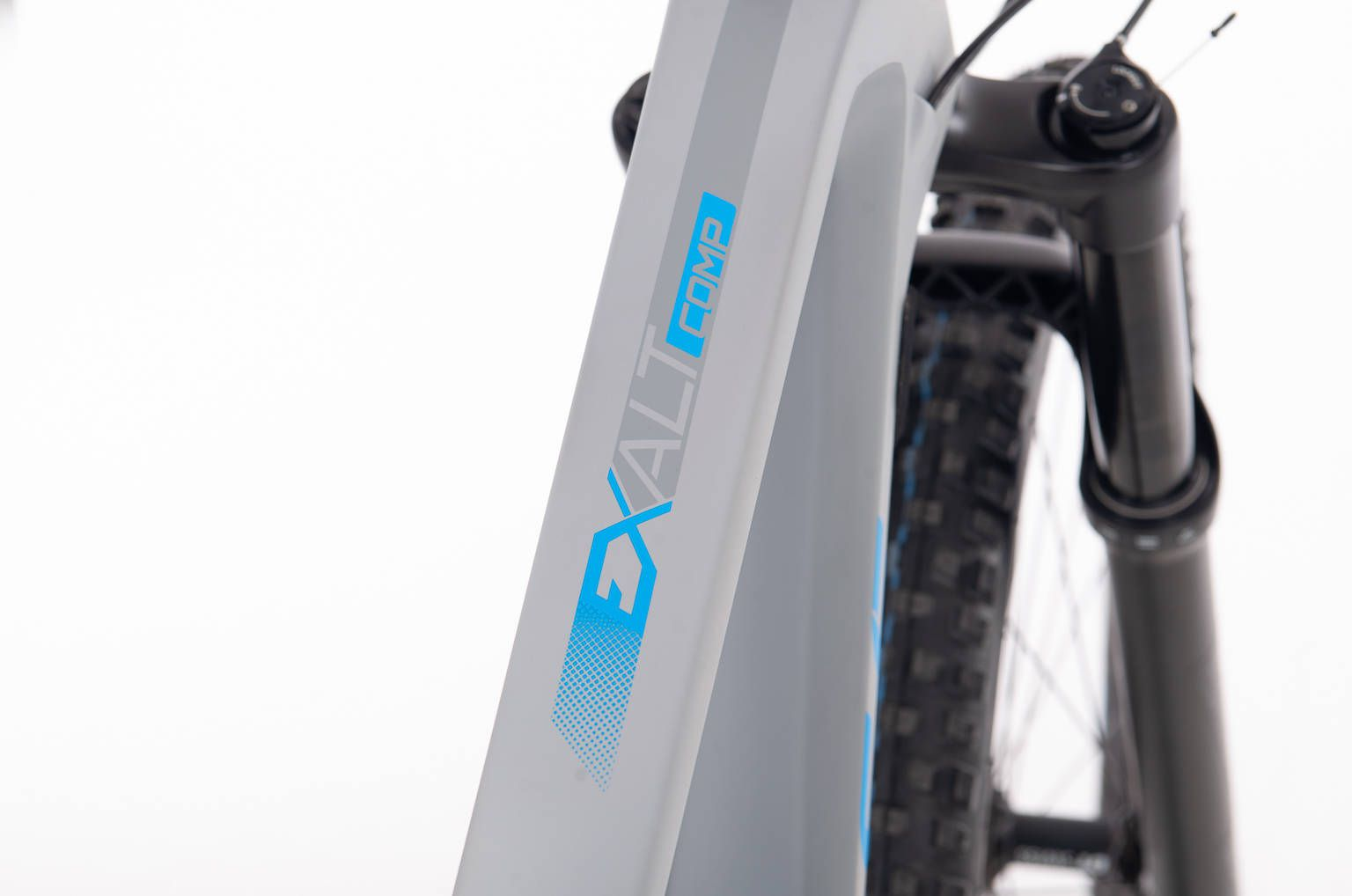 Bicicleta SENSE Exalt Comp 2020 - 12v Sram NX Eagle - Azul/Cinza