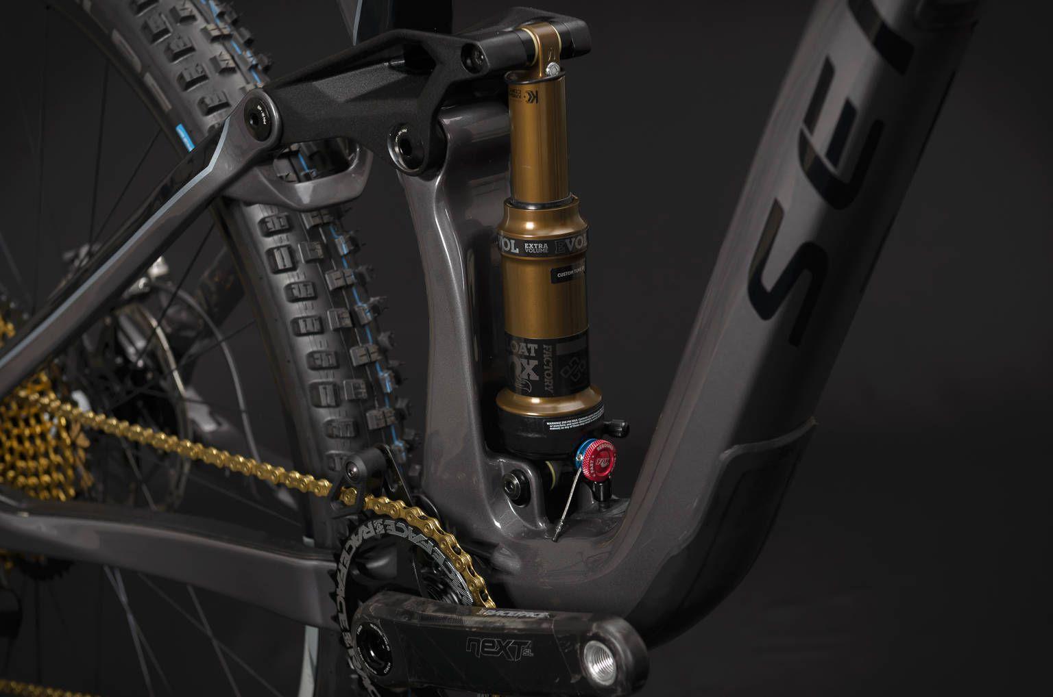 Bicicleta SENSE Exalt Factory 2020 - 12v Sram XX1 Eagle - Chumbo
