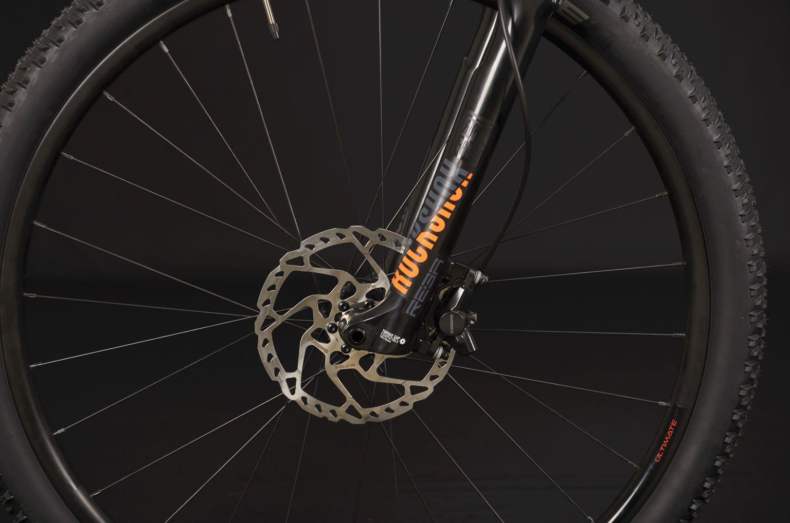 Bicicleta SENSE Impact Carbon Comp 2020 - Laranja/Acqua