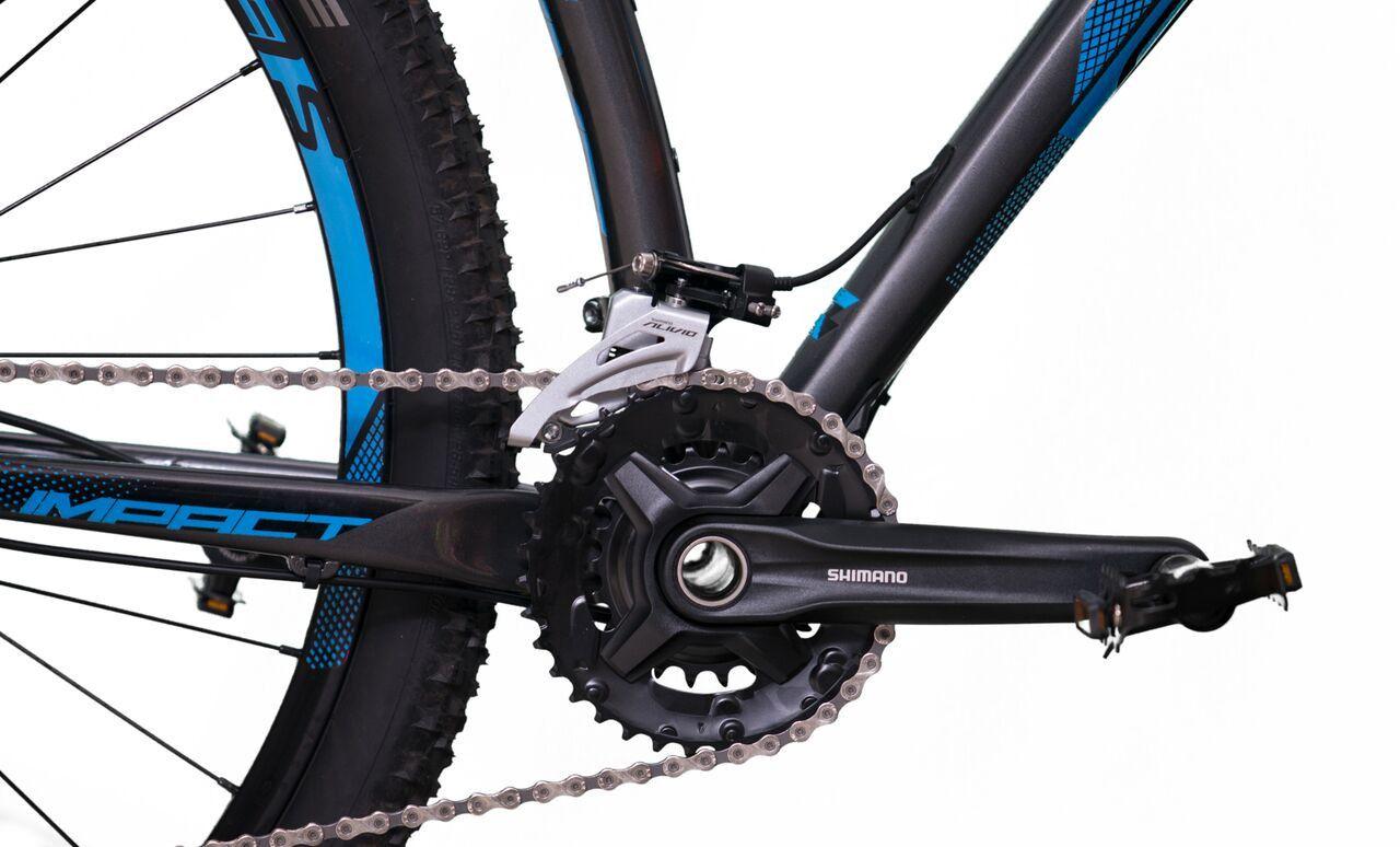 Bicicleta SENSE Impact Pro aro 29 - 18v Alivio - Freio Hidráulico