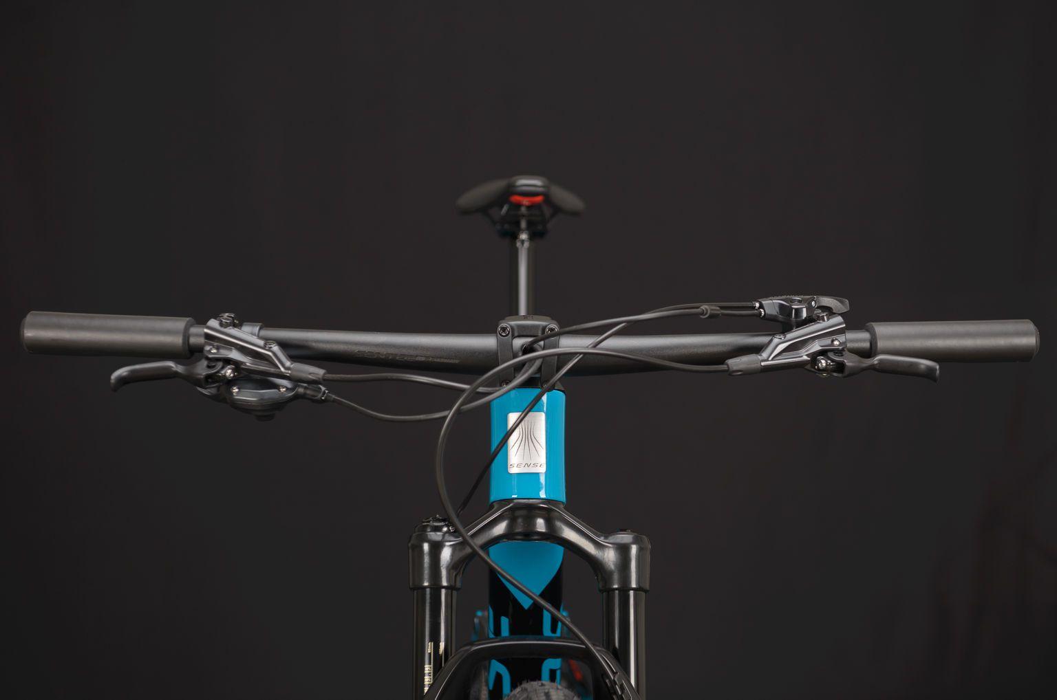 Bicicleta SENSE Invictus Comp 2020 - Laranja/Acqua