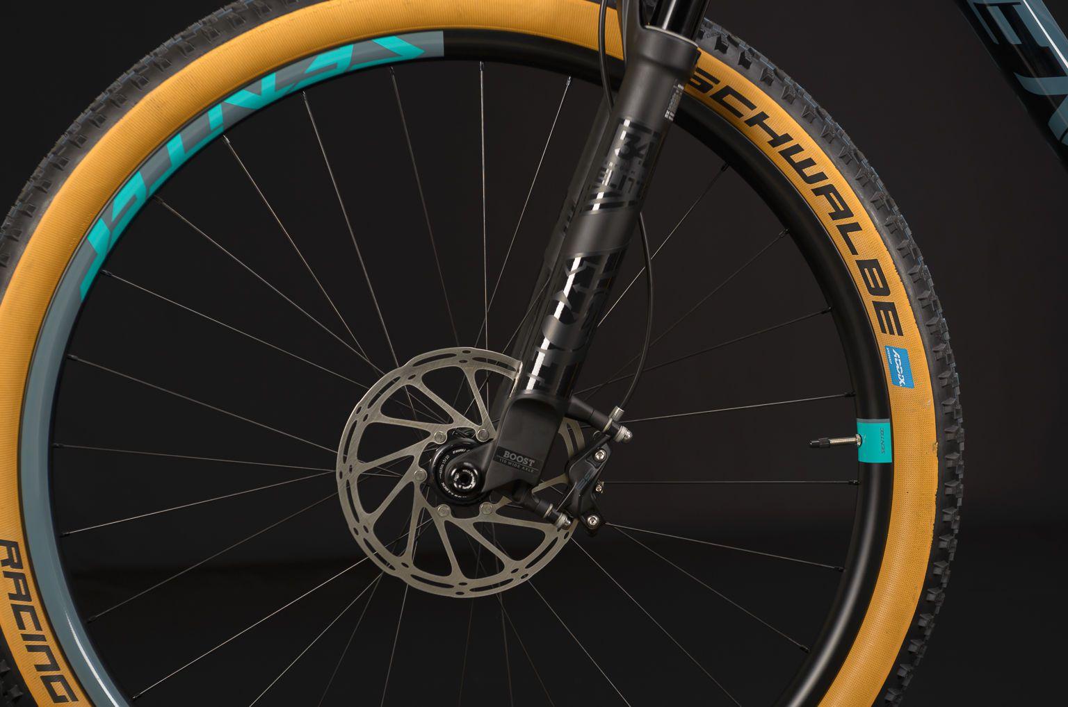 Bicicleta SENSE Invictus Factory 2020 - Azul/Chumbo