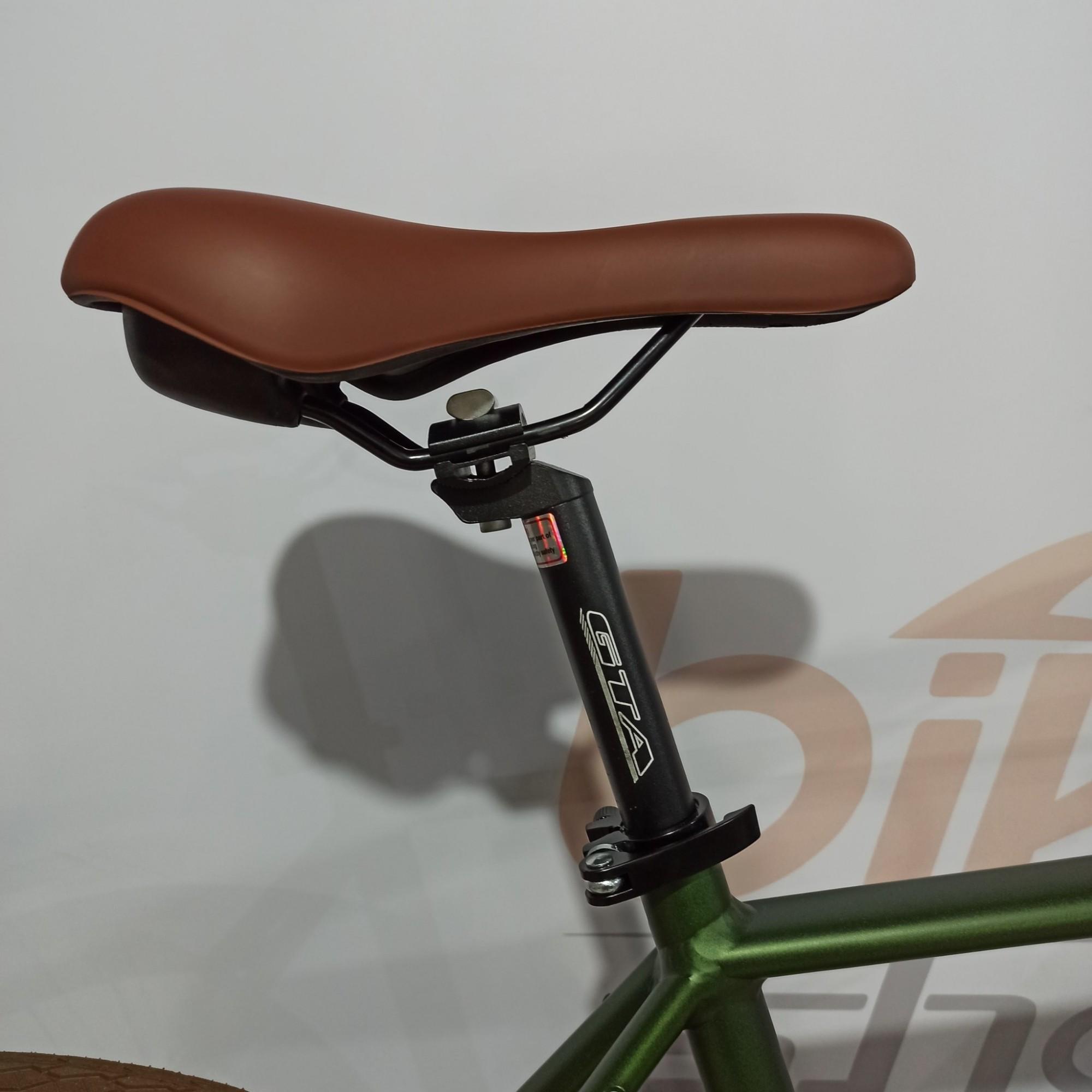 Bicicleta ABSOLUTE All Road - 16v Shimano Claris - Rodas Strike com Cubos Shimano - Tam.54