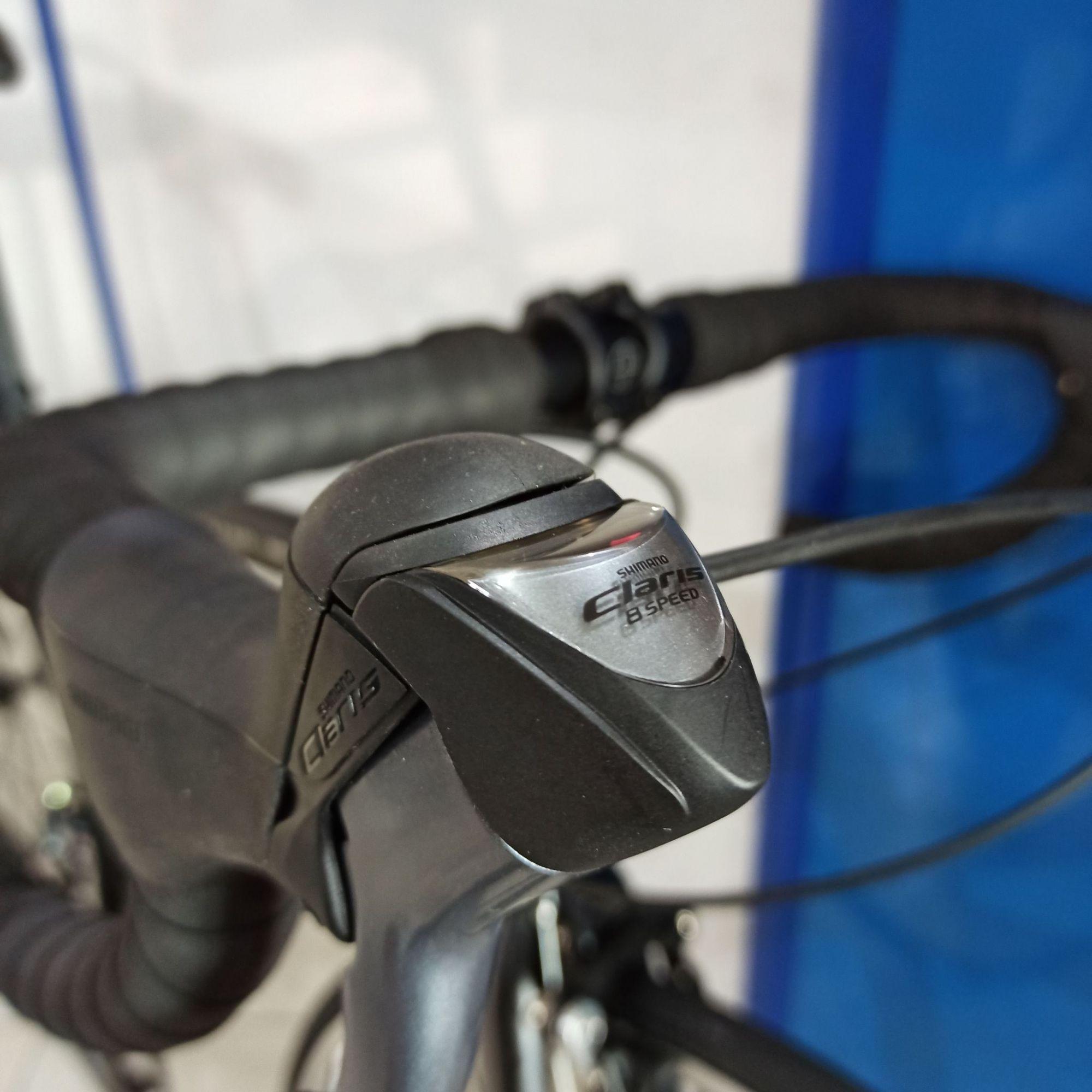 Bicicleta Speed ABSOLUTE Wild R - 16v Shimano Claris - Rodas Vicinitech com Rolamentos Tam.48