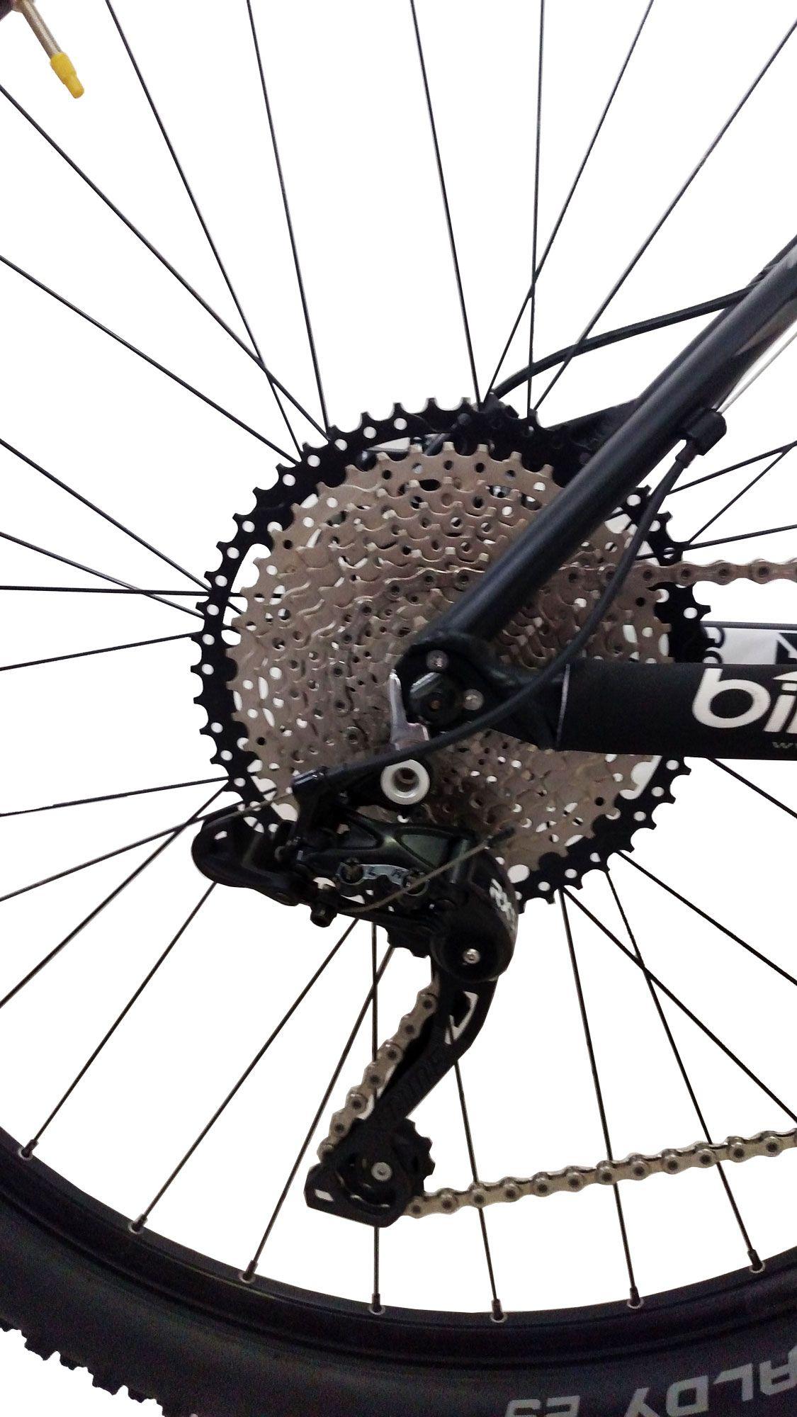 Bicicleta TSW Awe aro 29 - 12v X-Time - RockShox XC32 a AR - Freio Hidráulico