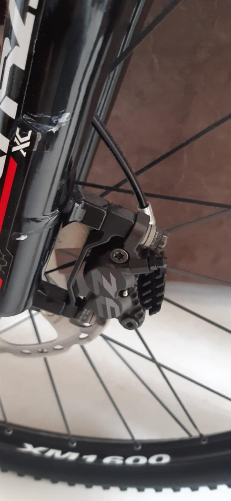 Bicicleta TSW AWE aro 29 SEMI NOVA - 30v Shimano Deore - Freios Shimano ZEE - Suspensão ProShock Ultra XC a AR