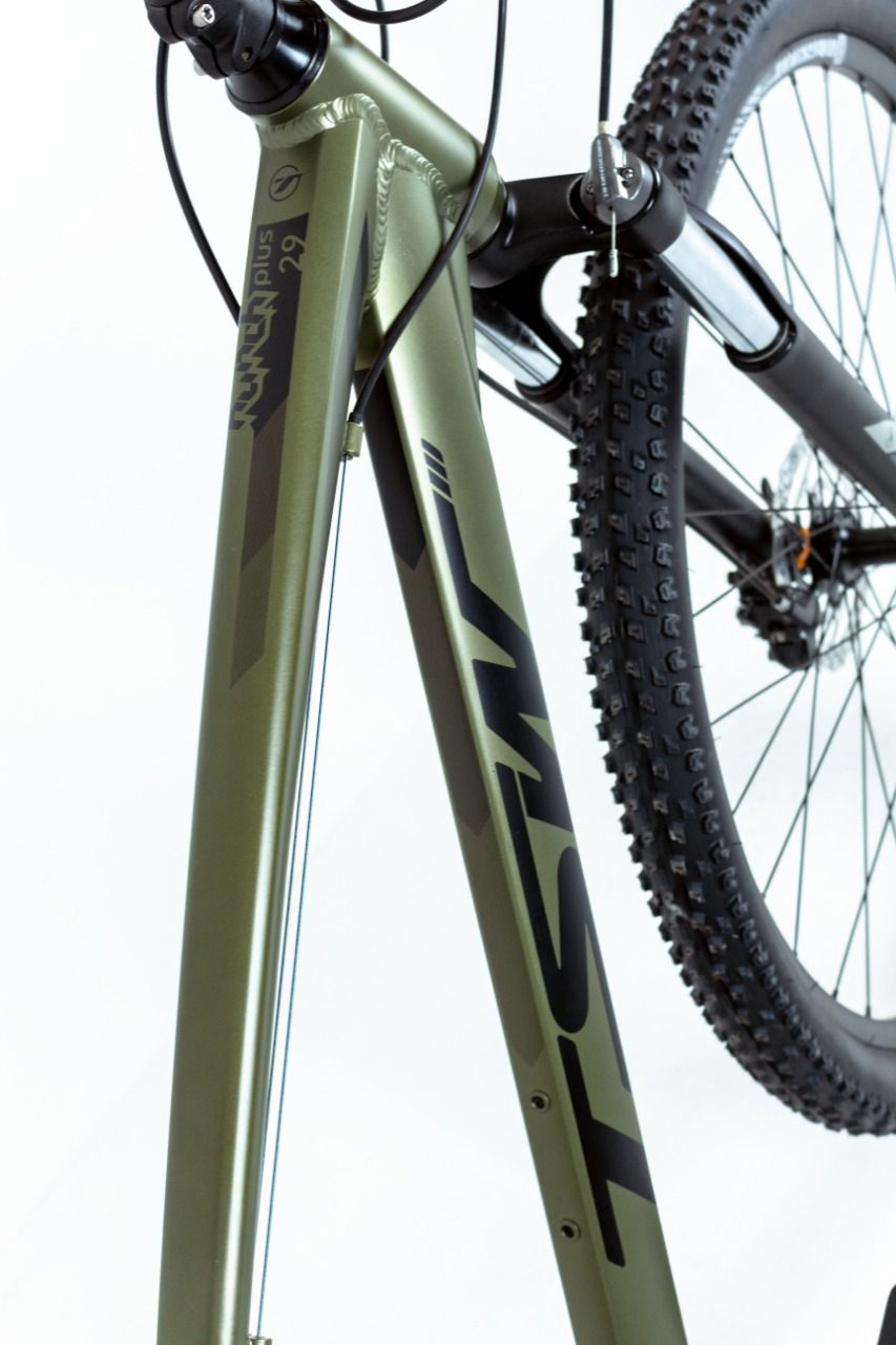 Bicicleta TSW Hunch Plus aro 29 2019 - 27v Shimano Altus - Cassete 11/40 dentes - Freio Hidráulico