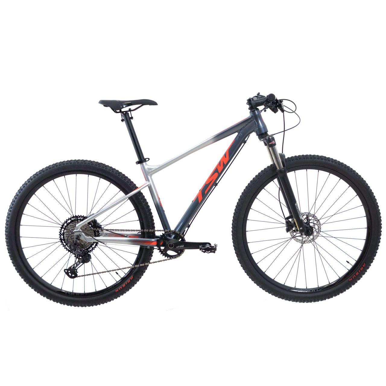 Bicicleta TSW Hurry Plus 29 2020 - 12v Shimano XT / SLX - Freios Shimano Hidráulico - MELHOR CUSTO BENEFÍCIO DA CATEGORIA