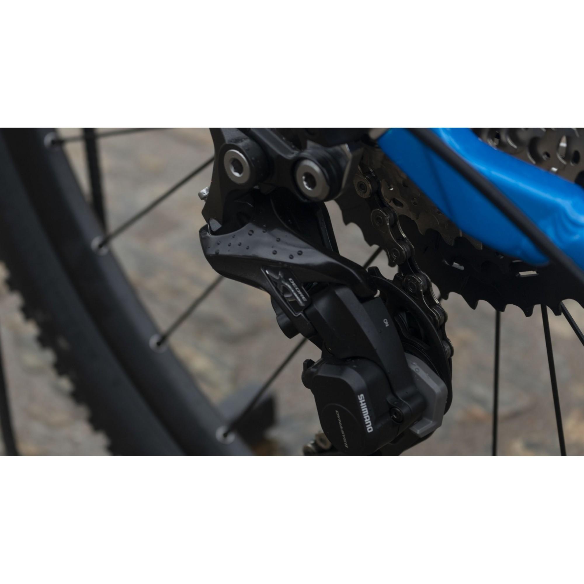 Bicicleta TSW Hurry Ultra 29 2020 - 22v Shimano SLX / XT - Freio Shimano Hidráulico - Azul/Vermelho