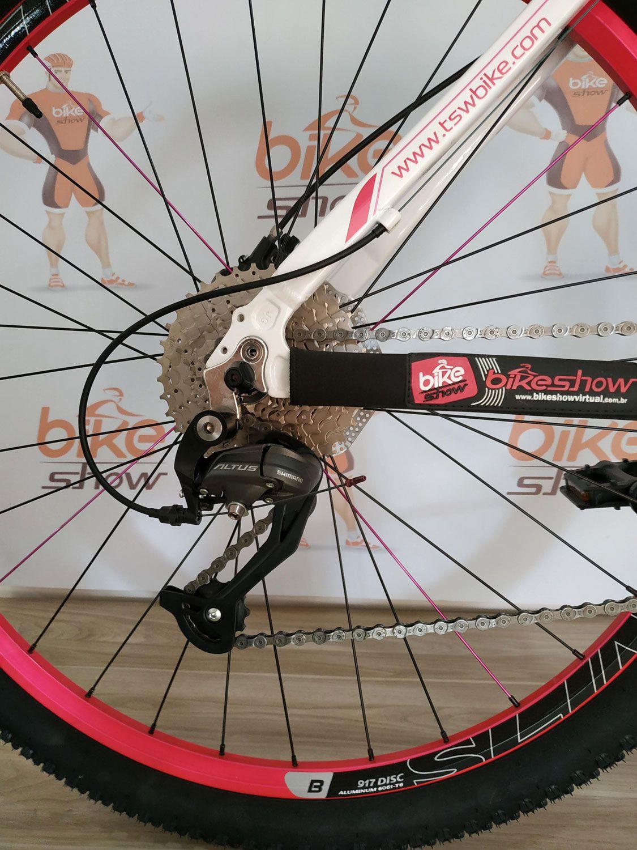 Bicicleta TSW Posh aro 29 - 27V Shimano - Freio Hidráulico