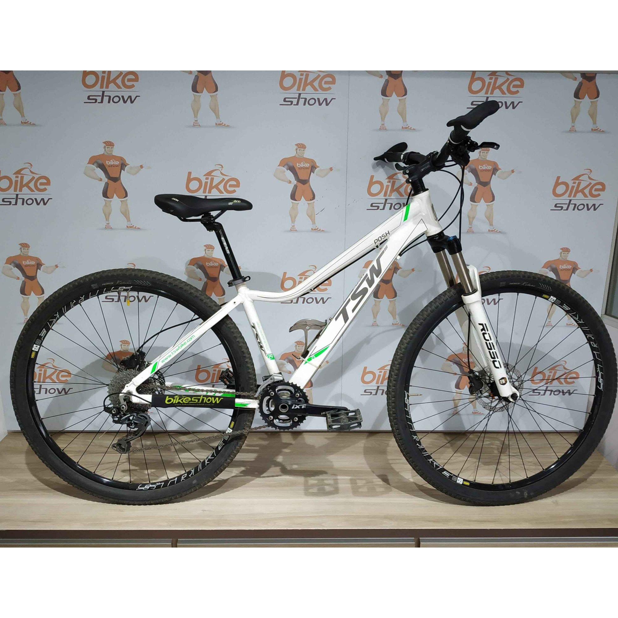 Bicicleta TSW Posh SEMINOVA - EDITAR