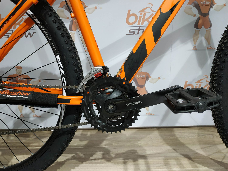 Bicicleta TSW Pressure aro 29 - 24V Shimano - Freio Hidráulico