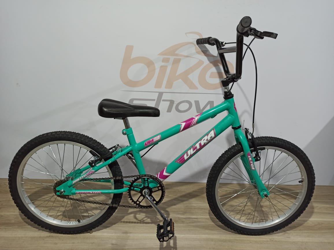 Bicicleta ULTRA BIKES aro 20 - Masculino/Feminino