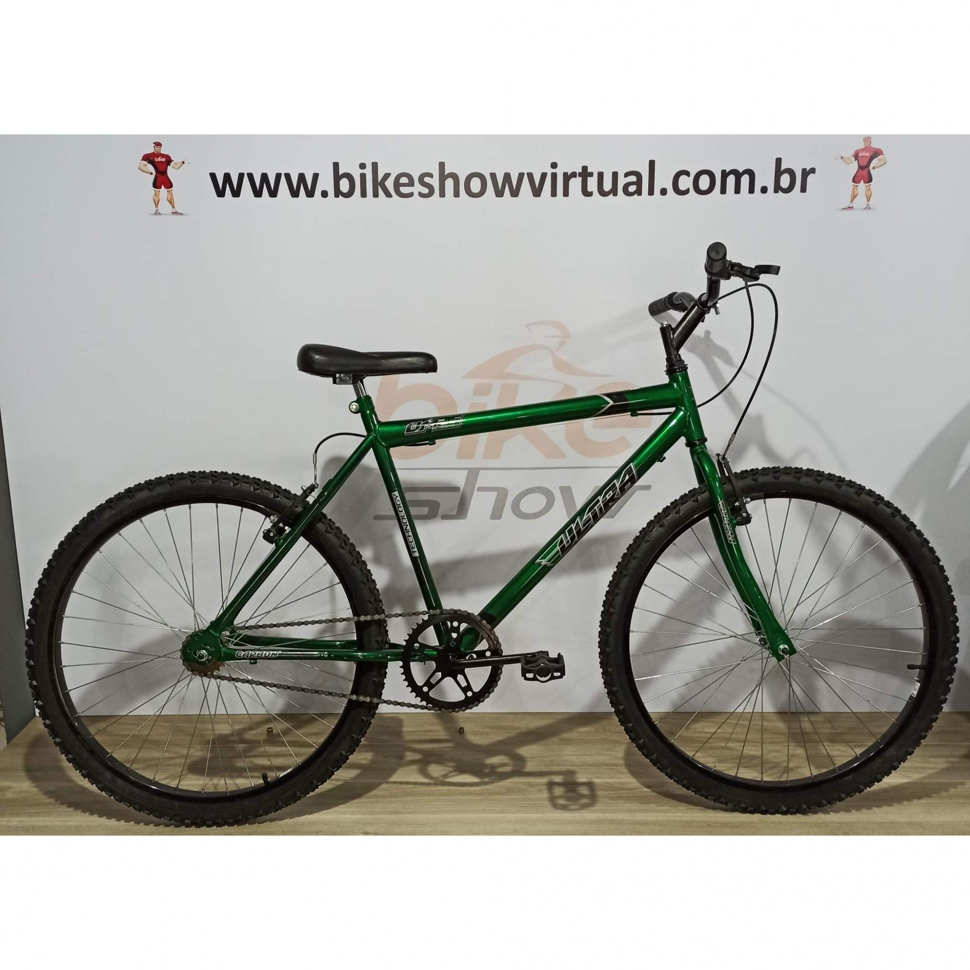 Bicicleta ULTRA BIKES aro 26 - Sem Marcha