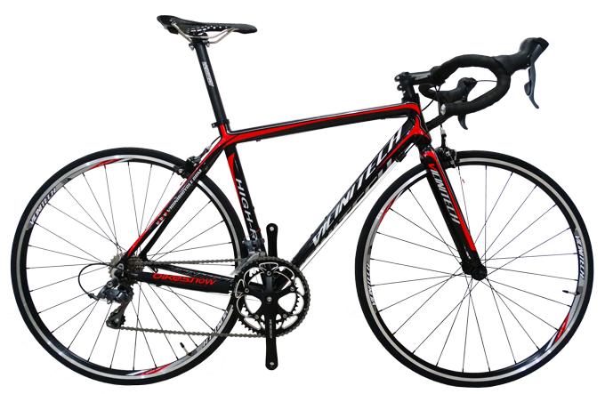 Bicicleta VICINITECH Space Pro aro 700 - 16v