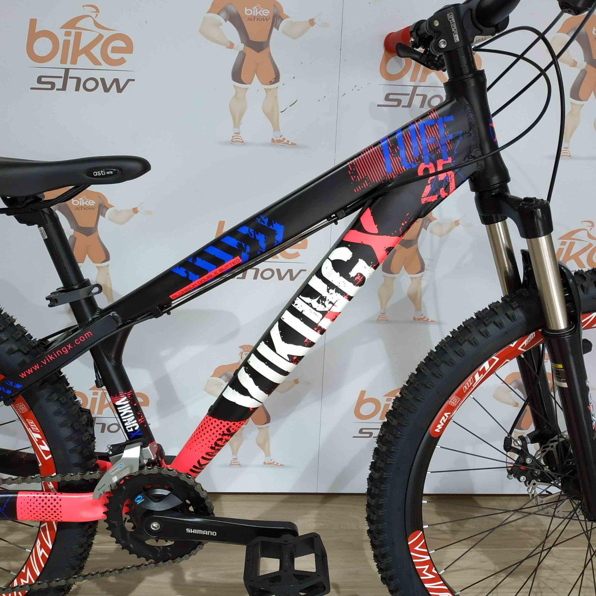 Bicicleta VIKING EDITAR