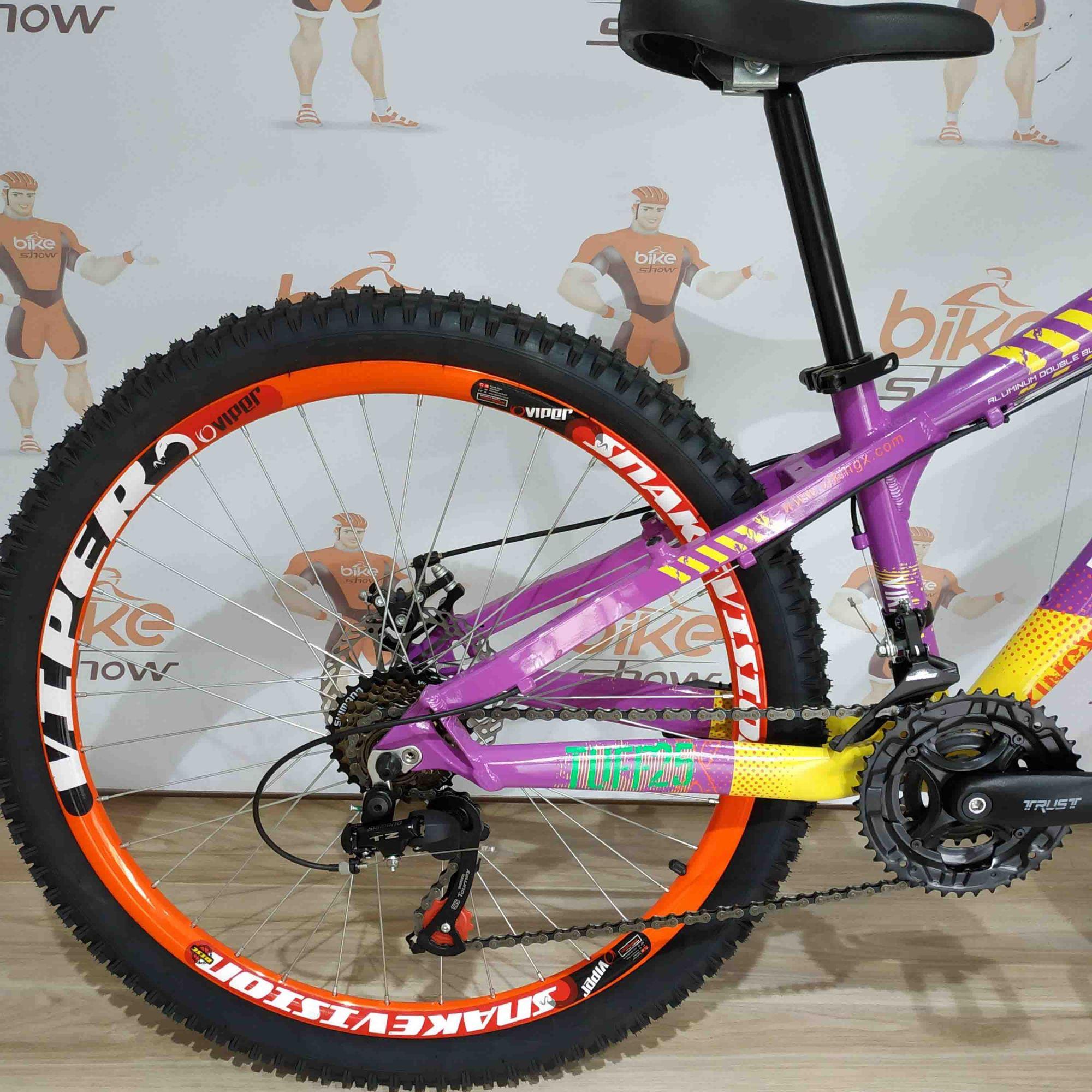 Bicicleta VIKINGX EDITAR