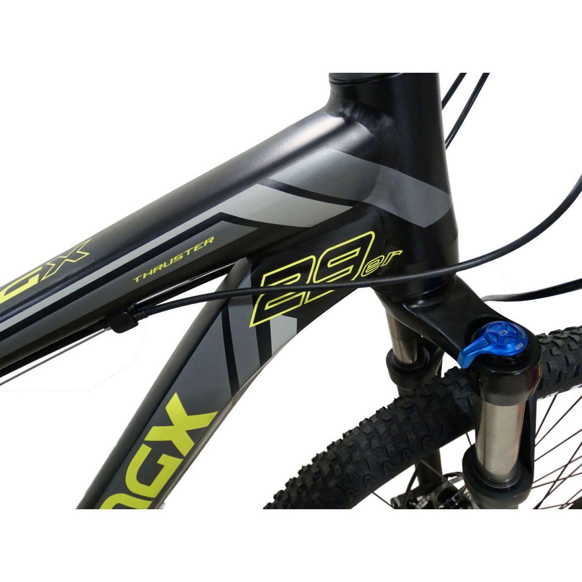 Bicicleta VIKINGX Thruster aro 29 - Ltwoo 20V - Freio Hidráulico
