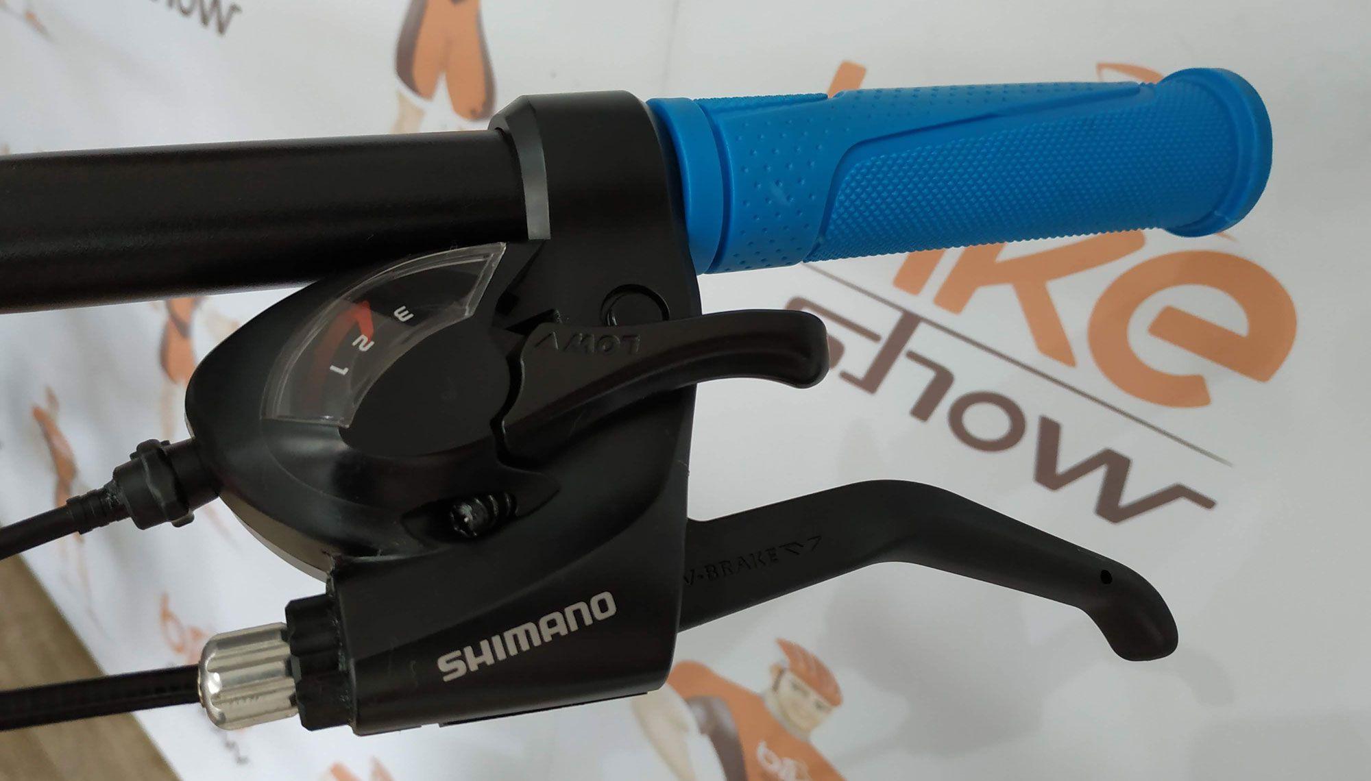 Bicicleta VIKINGX Tuff 25 aro 26 - 21v Shimano - Freio a Disco