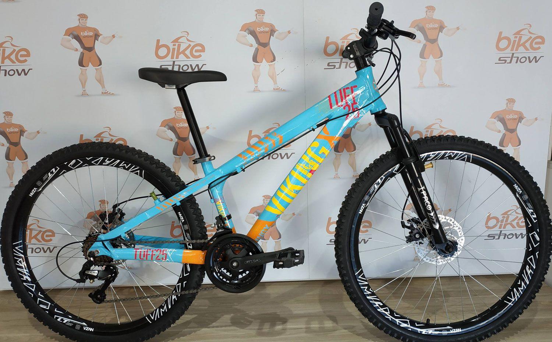 Bicicleta VIKING Tuff  X-25 aro 26 - 21v Shimano - Freio a Disco