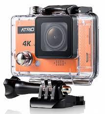Câmera de Ação ATRIO 4k Full Sport