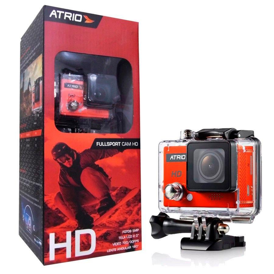 Câmera de Ação ATRIO HD Full Sport