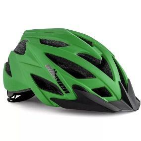 Capacete Ciclismo MTB Elleven In Mold c/viseira - Fosco