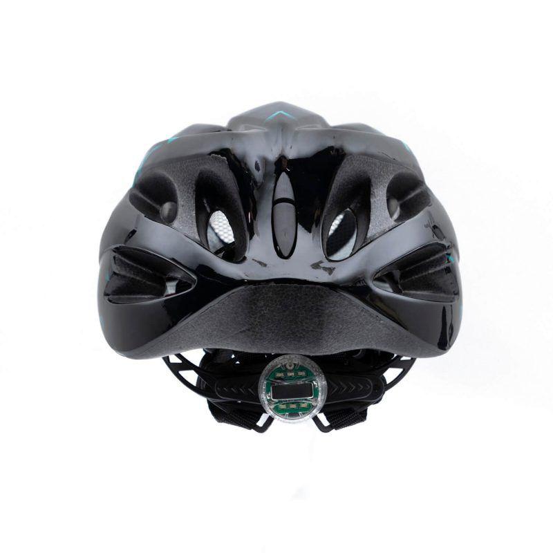 Capacete Ciclismo MTB TSW Raptor II c/Viseira e Led